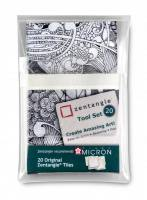 ZENTANGLE TOOL SET 20 PIECES