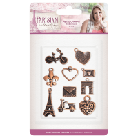 Sara Signature Collection Parisian - Metal Charms Pack